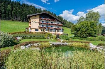 Rakousko Hotel Jenig, Exteriér
