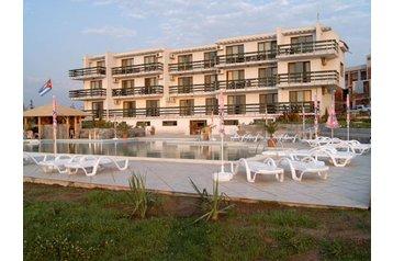 Bulharsko Hotel Lozenec, Exteriér
