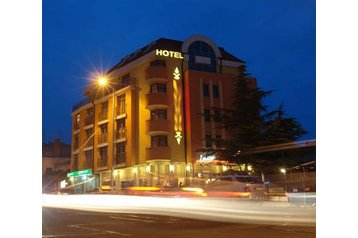 Bulharsko Hotel Burgas, Burgas, Exteriér