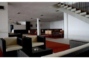Čierna Hora Hotel Ulcinj, Exteriér