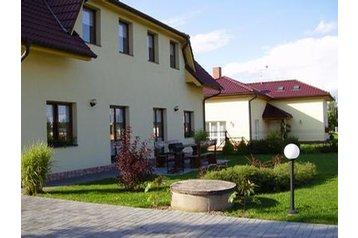Česko Penzión Pardubice, Exteriér