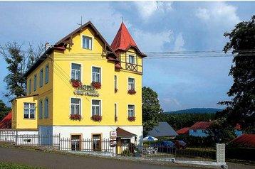 Tschechien Chata Abertamy, Exterieur