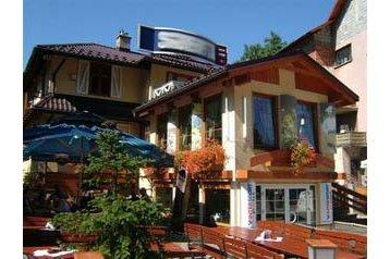 Polsko Hotel Szczyrk, Exteriér