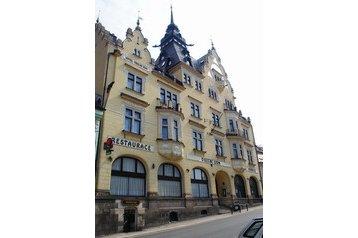 Česko Hotel Semily, Exteriér