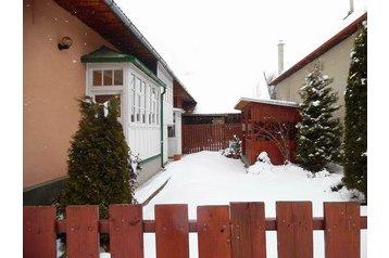 Slovacia Chata Konská, Exteriorul