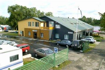 Estonia Hotel Pärnu, Exterior