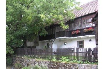 Slovensko Chata Terchová, Terchová, Exteriér