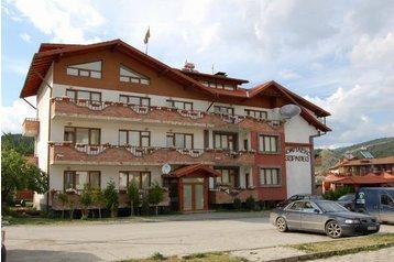 Bułgaria Hotel Belitsa, Zewnątrz