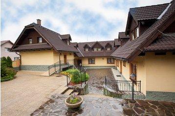 Slovacia Penzión Habovka, Exteriorul