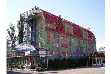 Maďarsko Hotel Budapest, Budapešť, Exteriér