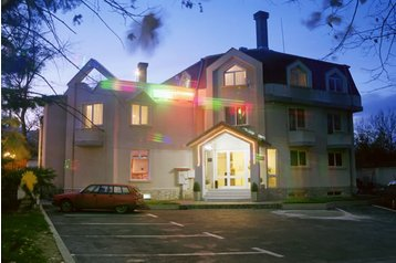 Bulharsko Hotel Sofia, Sofie, Exteriér