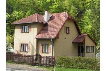Tschechien Chata Vír, Exterieur