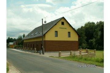 Česko Penzión Prosečné, Exteriér