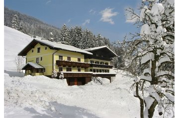 Rakúsko Penzión Annaberg-Lungötz, Exteriér