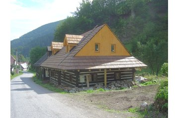 Slovensko Chata Turecká, Exteriér