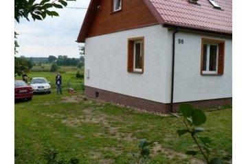 Polsko Privát Białowieża, Exteriér