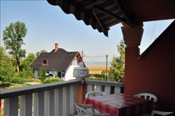 Maďarsko Privát Balatonmáriafürdő, Exteriér
