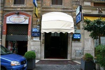 Italia Hotel Roma, Roma, Esterno