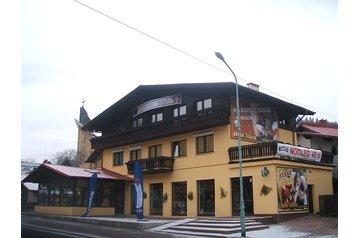Polsko Penzión Szczyrk, Exteriér