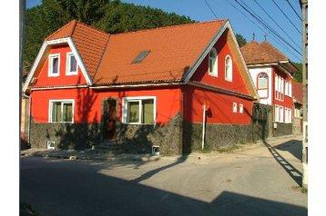 România Penzión Rasnov, Exteriorul