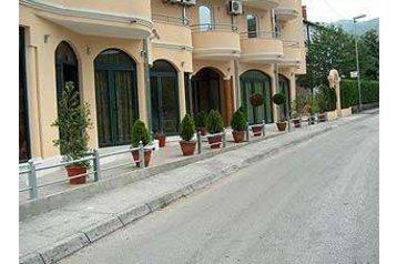 Čierna Hora Hotel Bijela, Exteriér