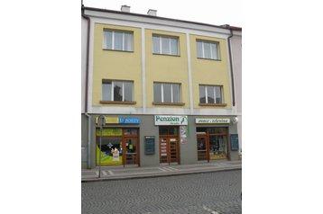 Česko Penzión Náchod, Exteriér
