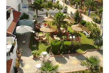 Řecko Hotel Asproválta, Exteriér