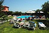 Hotel Gerakini Řecko