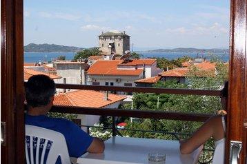 Řecko Hotel Ouranoupoli, Exteriér
