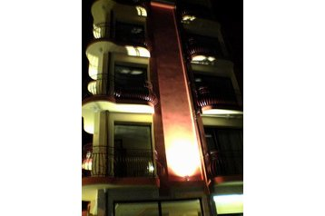 Bulharsko Hotel Pomorie, Exteriér