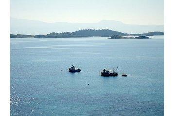 Řecko Penzión Ouranoupoli, Exteriér