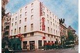Hotel Bukarest / Bucureşti Románia