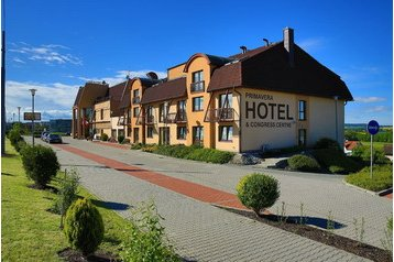 Česko Hotel Plzeň, Exteriér