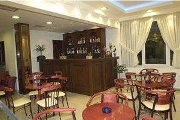 Řecko Hotel Perea, Exteriér