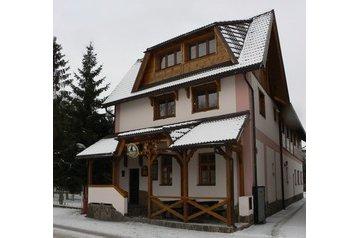 Slovensko Penzión Poprad, Exteriér