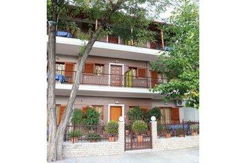 Görögország Hotel Platamonas, Exteriőr