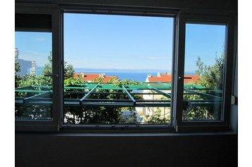 Chorvátsko Privát Makarska, Exteriér