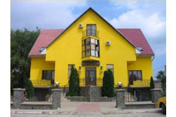 Ukraina Hotel Užhorod, Użhorod, Zewnątrz