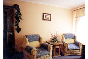Ukrajina Hotel Užhorod, Exteriér