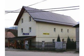 Slovacia Penzión Žaškov, Exteriorul