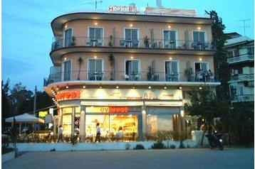 Grécko Hotel Athina, Atény, Exteriér