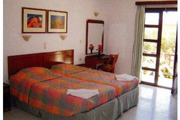 Řecko Hotel Máleme, Exteriér