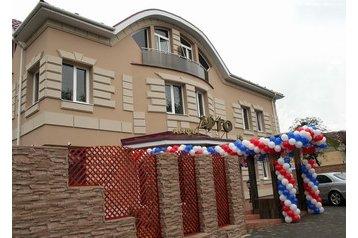 Ukrajina Hotel Užhorod, Užhorod, Exteriér