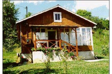 Maďarsko Chata Parád, Exteriér