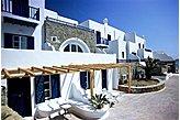 Hotel Mýkonos / Mykonos Řecko