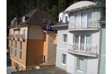 Slowakei Hotel Trenčianske Teplice, Trentschin-Teplitz, Exterieur