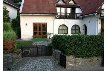 Maďarsko Privát Badacsonytomaj, Exteriér
