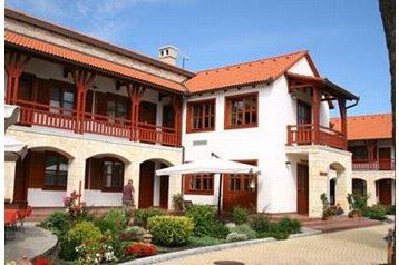 Węgry Hotel Erdőbénye, Zewnątrz