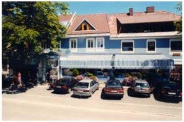 Rakousko Penzión Voitsberg, Exteriér