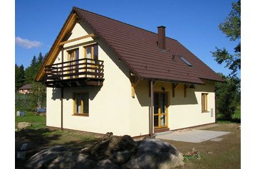 Lenkija Chata Staniszów, Eksterjeras